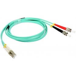 LC-ST FO Patch Cords